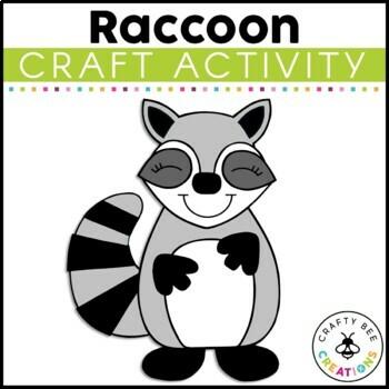 Summer Camp Van Cut and Paste