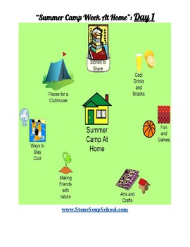 Summer Camp at Home - Week One