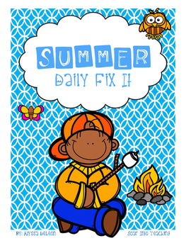 Summer - Daily Fix It