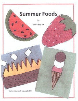 Summer Foods for a Week