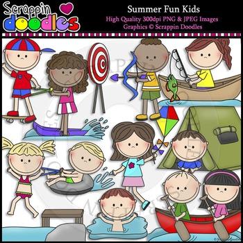Summer Fun Kids