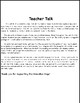 The Peter Pan Story Reading Comprehension Activities and P