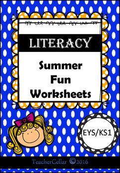 Summer Fun Sheets