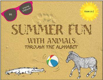 Summer Fun with Animals Through the Alphabet