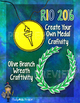 Summer Games Rio 2016 Flip Book and Activities