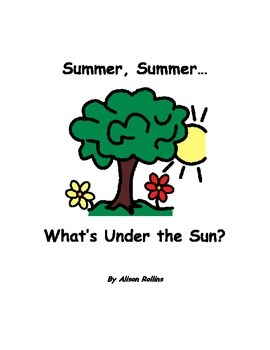 Summer Interactive Story for End of the Year