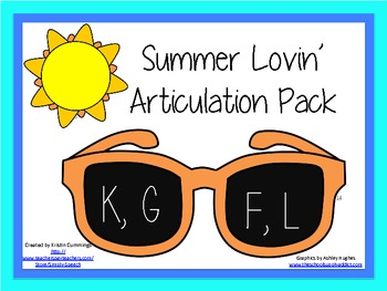 Summer Lovin' Artic: K,G,F,L Edition