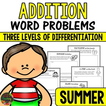 Summer Word Problems