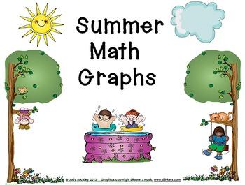 Summer Math Graphs