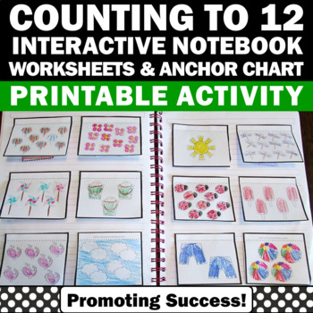 summer or spring math preschool kindergarten activities