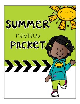 Math Review Packet - Summer Review Packet - Test Prep