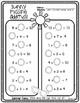 Summer Math Review Sample Freebie for First Grade