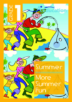 Summer - More Summer Fun - Grade 1
