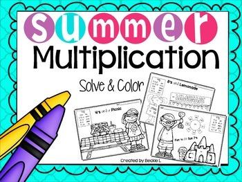 Summer Multiplication