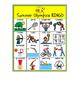 Summer Olympics BINGO