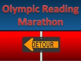 Summer Olympics Reading Challenge - Race from Athens to Marathon