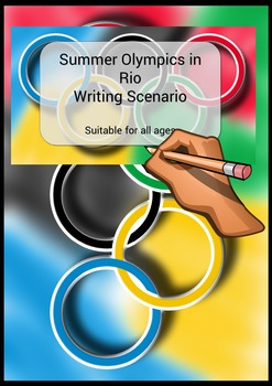 Rio Olympics Summer 2016 Scenario Writing First Person
