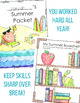 Summer Review Activities Packet for 2nd Grade