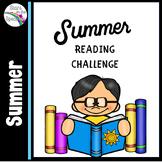 SUMMER READING CHALLENGE * SUMMER STEAL
