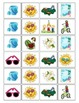 Summer Pattern Play Mat and Card Game - Common Core Kinder