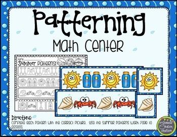 {Summer} Patterning Center