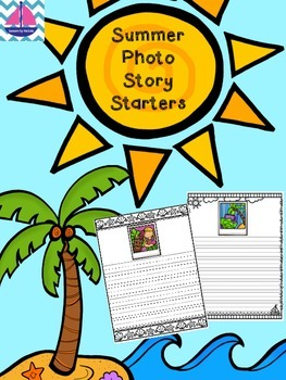 Summer Photo Story Starters