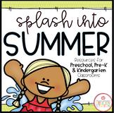 Summer Preschool Packet