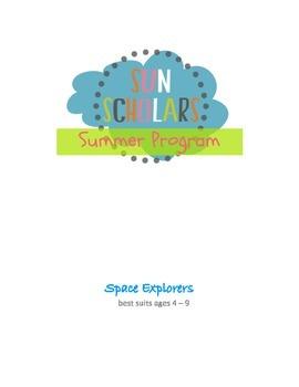 Summer Program - Space Explorers (Week 9)