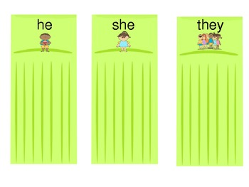 Summer Pronouns