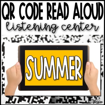 Summer QR Code Listening Center
