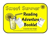 Summer Reading Adventure Mini Book