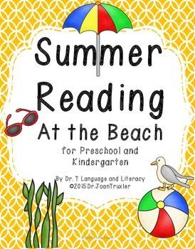 Summer Reading: At the Beach (PreK and Kindergarten)