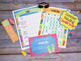 Summer Reading Challenge. Editable Book Tracker and Reading Logs