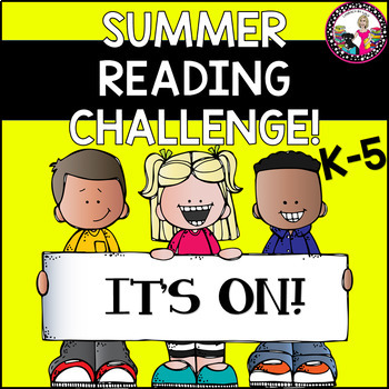 Summer Reading Challenge! For Rising 1st to 5th Graders!