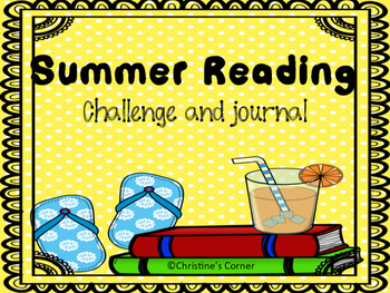Summer Reading Challenge and Journal