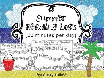 Summer Reading Log K-5 {Forever Freebie}