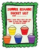 Summer Reading Packet for Elementary Students!