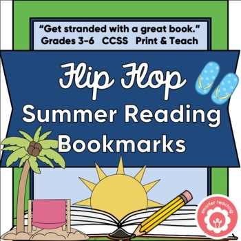 Word Study And Story Summary Bookmarks: Summer Reading