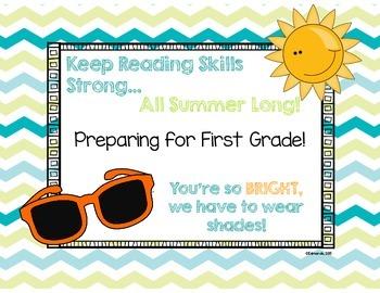 Summer Reading and Writing Kit - Keeping Skills Strong, Al