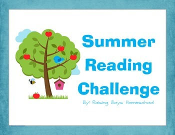 Summer Reading Challenge (Elementary)