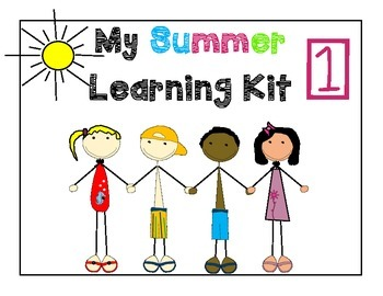 ESOL Summer Review Packet Grade 1