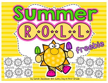 Summer Roll {freebie!}