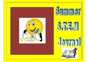 Summer S.T.E.M Journal