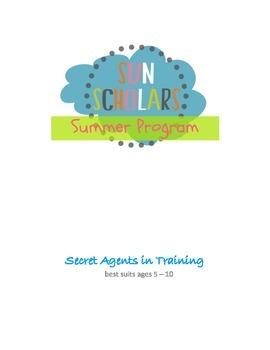 Summer Program - Secret Agents (Week 7)