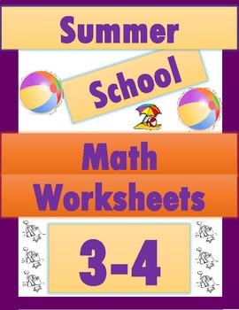 Summer School Math 3-5