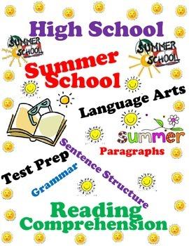 Summer School for High School English