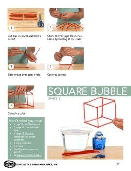 Summer Science Experiment Guide