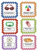 Common Core Summer Themed Vowel Anchor Charts, Center, & A