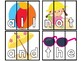 Summer Sight Word Puzzles
