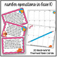 4th 5th Grade End of Year Math Review Word Problems Task Cards